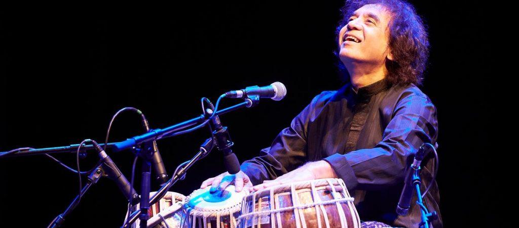 zakir hussain playing tabla